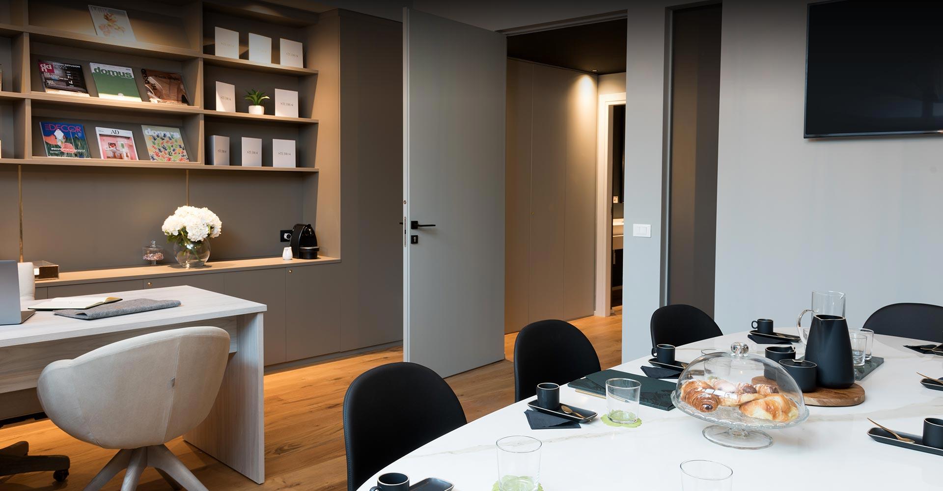 Coworking studio4 il tuo spazio di lavoro a milano for Lavoro arredamento milano